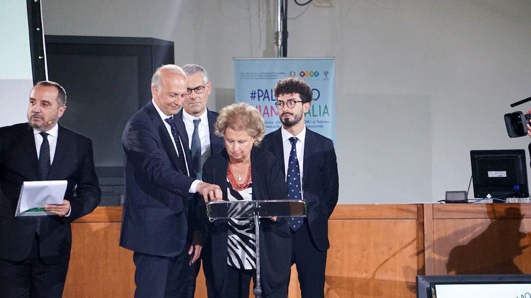 Maria Falcone PalermoChiamaItalia Corteo
