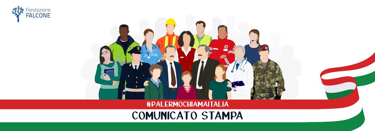 Fondazione Falcone PalermoChiamaItalia 2020