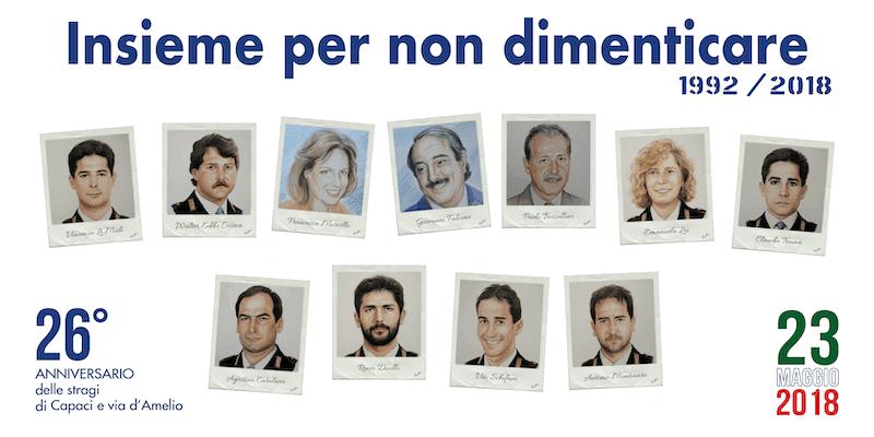 PalermoChiamaItalia 23Maggio2018