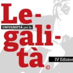 """Il 18 e 19 novembre tornano """"Le Università per la Legalità"""""""