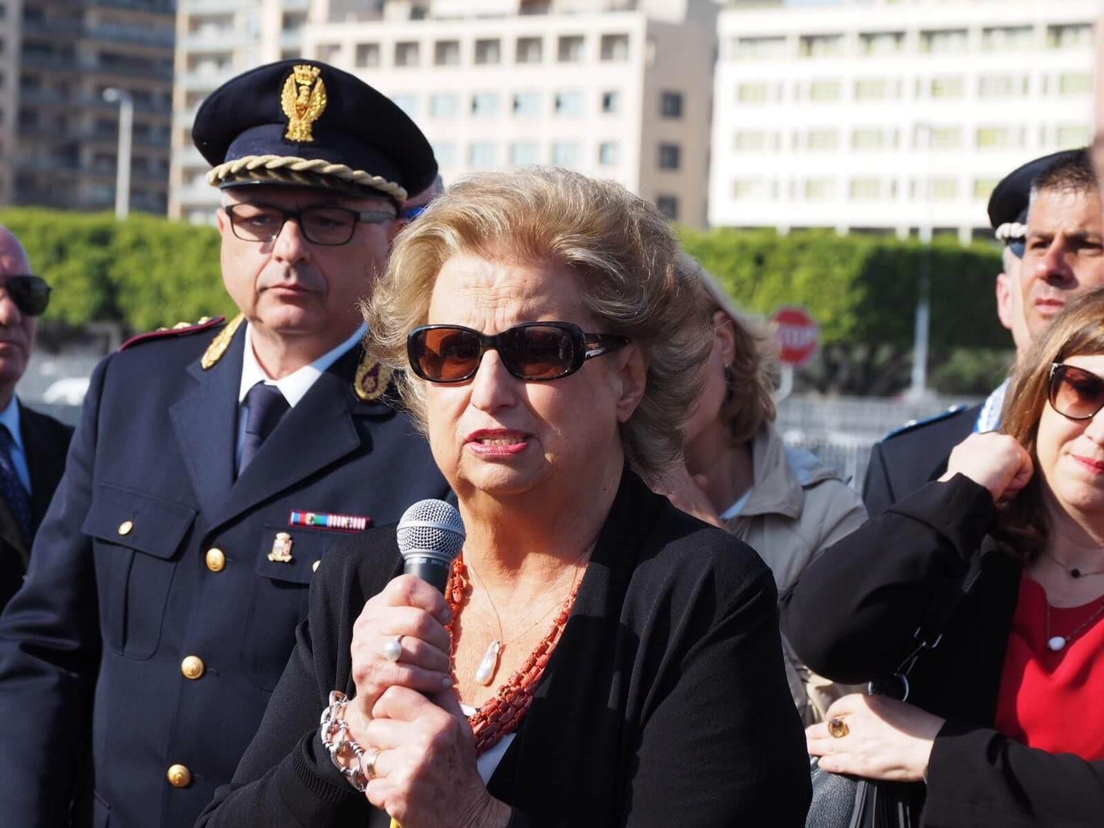 Maria Falcone PalermoChiamaItalia